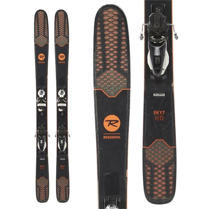 Rossignol Sky 7 HD Skis + Konect NX12 Demo Ski Bindings