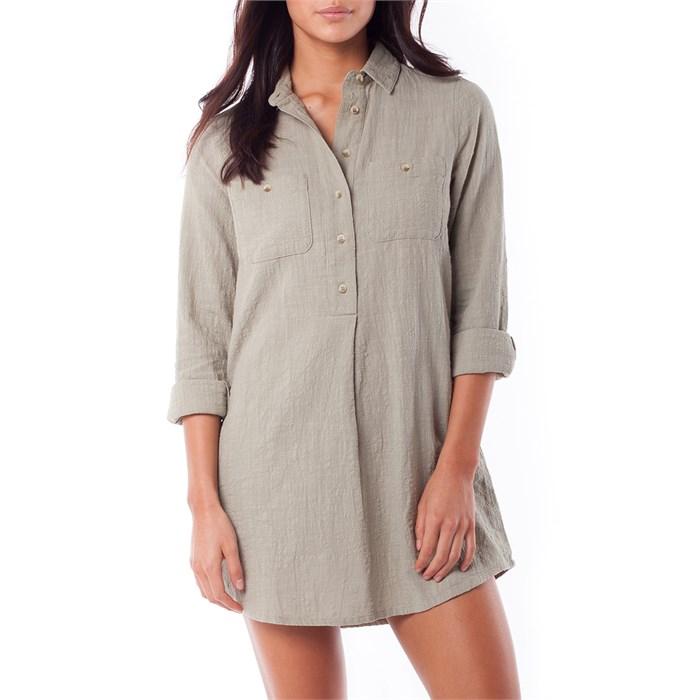 Rhythm - Malta Shirt Dress - Women's