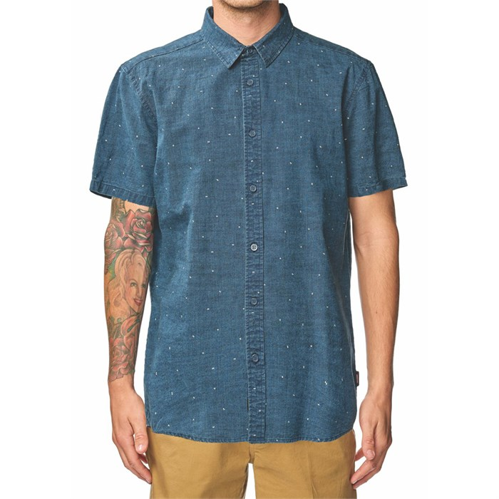Globe - Track Short-Sleeve Shirt