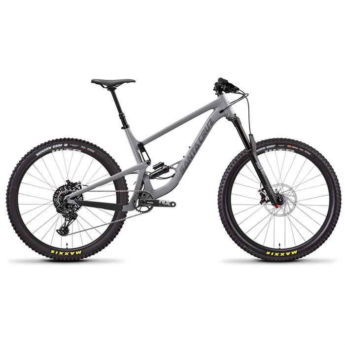 Santa Cruz Bicycles - Bronson A R Complete Mountain Bike 2019