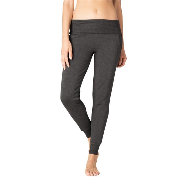 Beyond Yoga - Cozy Fleece Foldover Sweatpants - Women's