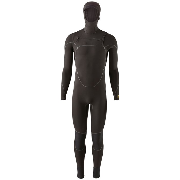 Patagonia - R3 Yulex Front Zip Hooded Wetsuit