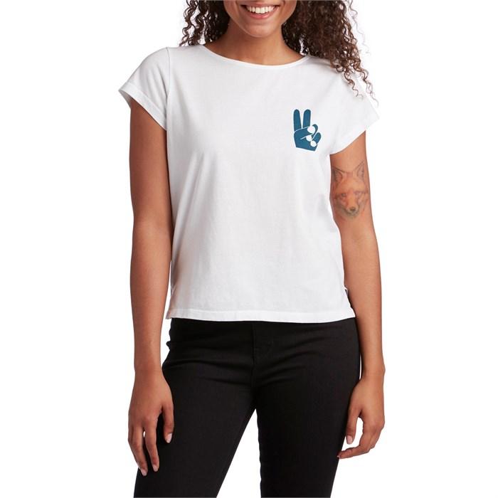 Mollusk - Peace T-Shirt - Women's