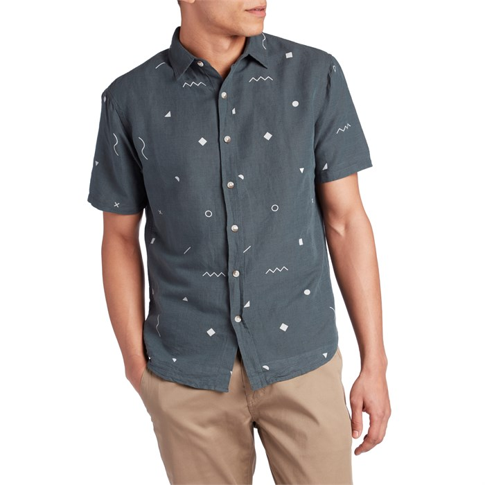 Mollusk - Summer Short-Sleeve Shirt
