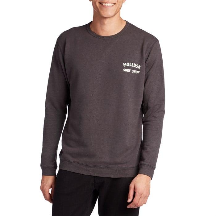 Mollusk - Shop Crew Sweatshirt