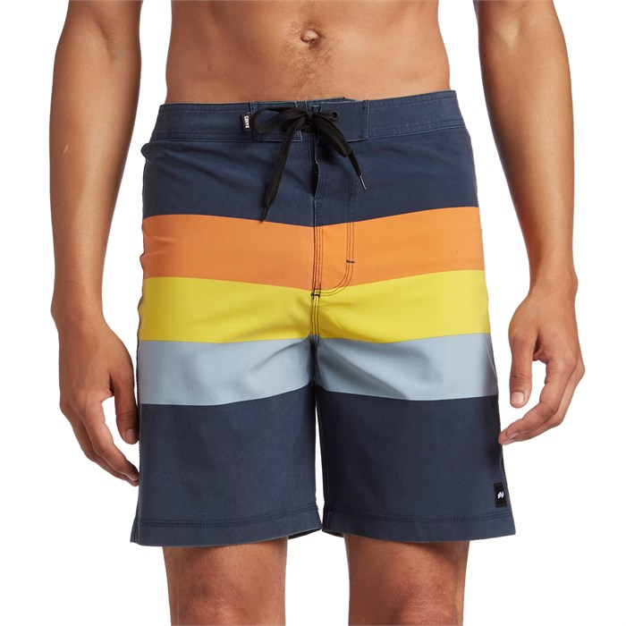 "Banks - Point 18"" Boardshorts"