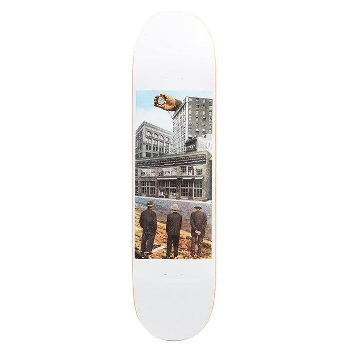 ATS - Building 8.0 Skateboard Deck