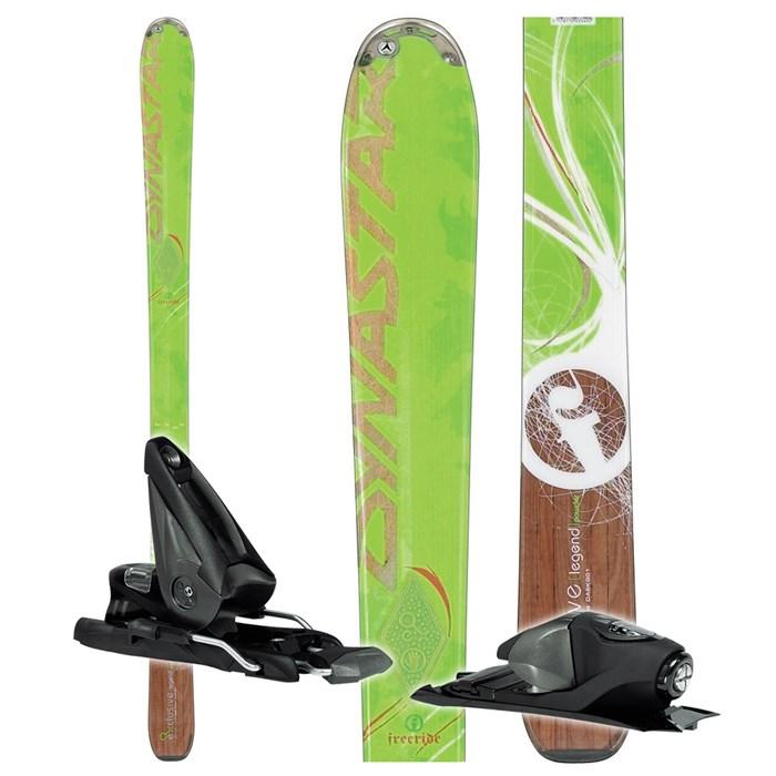 Dynastar Exclusive Legend Powder Skis + Bindings