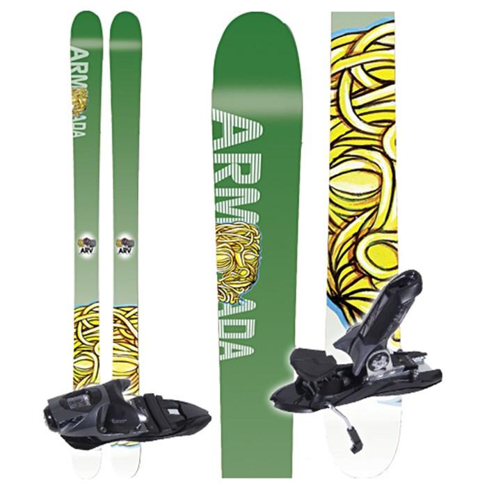 Armada ARV Skis + Bindings - Used 2007 - Used
