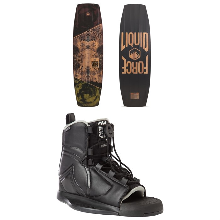 Liquid Force - Verse Wakeboard + Index Bindings