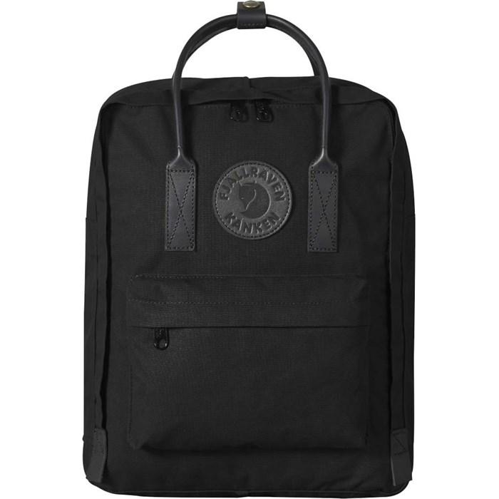 Fjallraven - Kanken No.2 Black Backpack