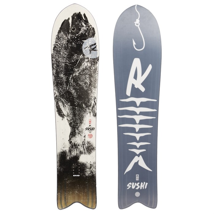 Rossignol - XV Sushi LF White Label Snowboard 2020