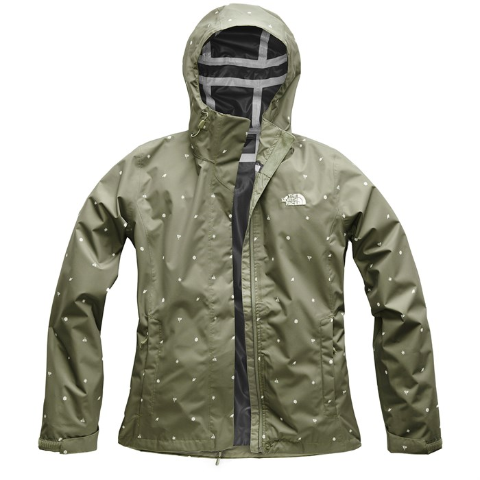 The North Face - Print Venture Jacket - Women's