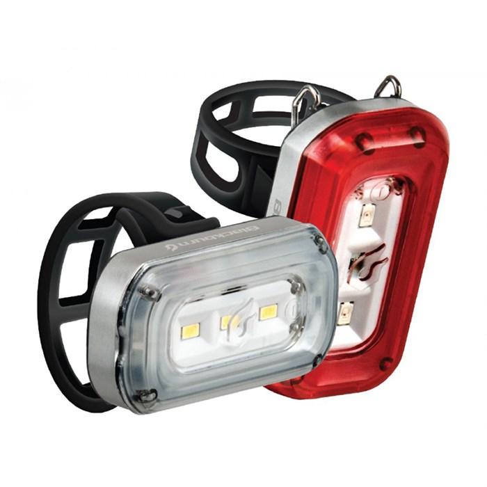 Blackburn - Central 100 Front + Central 20 Rear Bike Light Set