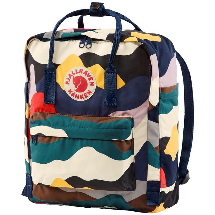 Fjallraven - Fjällräven Kånken Art Backpack