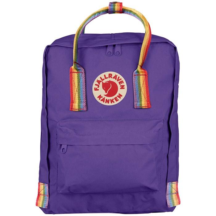 Fjallraven - Kanken Rainbow Backpack