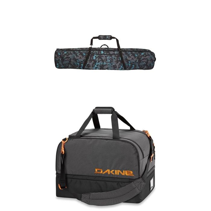 Burton - Wheelie Gig Snowboard Bag + Dakine Boot Locker Bag 69L