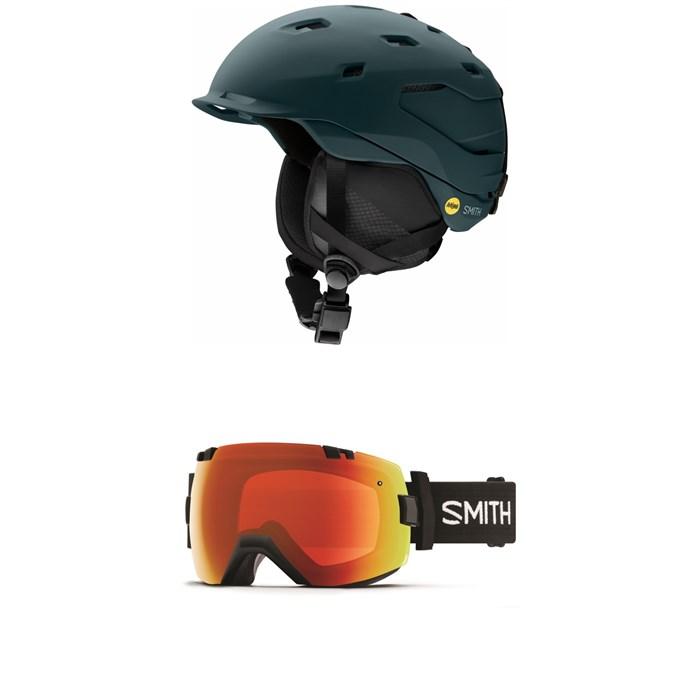 Smith - Quantum MIPS Helmet + Smith I/OX Goggles