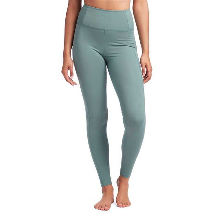 Girlfriend Collective - Compressive High-Rise Full Length Leggings - Women's