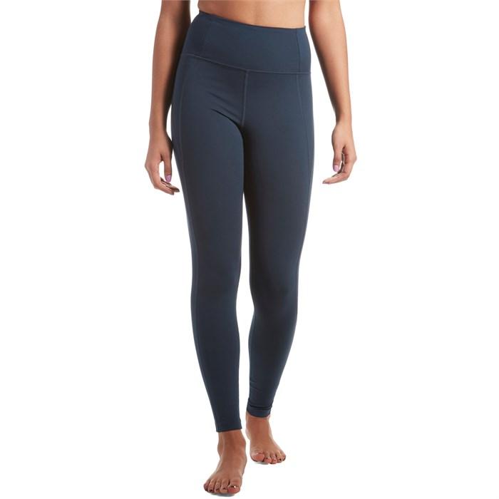 Girlfriend Collective - High-Rise Full-Length Leggings - Women's