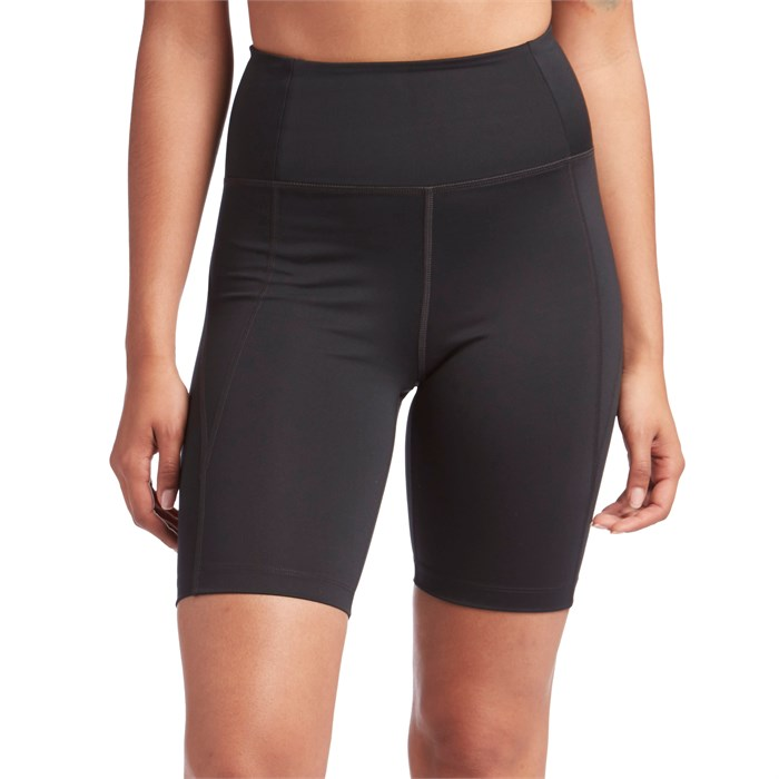 Girlfriend Collective - High-Rise Bike Shorts - Women's