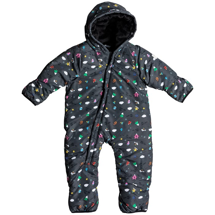 Quiksilver - Mr Men Snow Suit - Infant Boys'