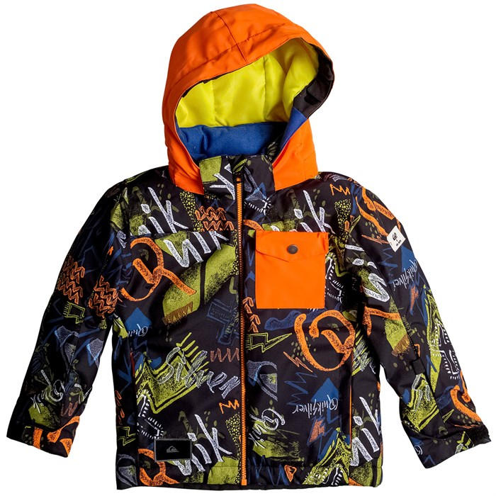 Quiksilver - Little Mission Jacket - Little Boys'