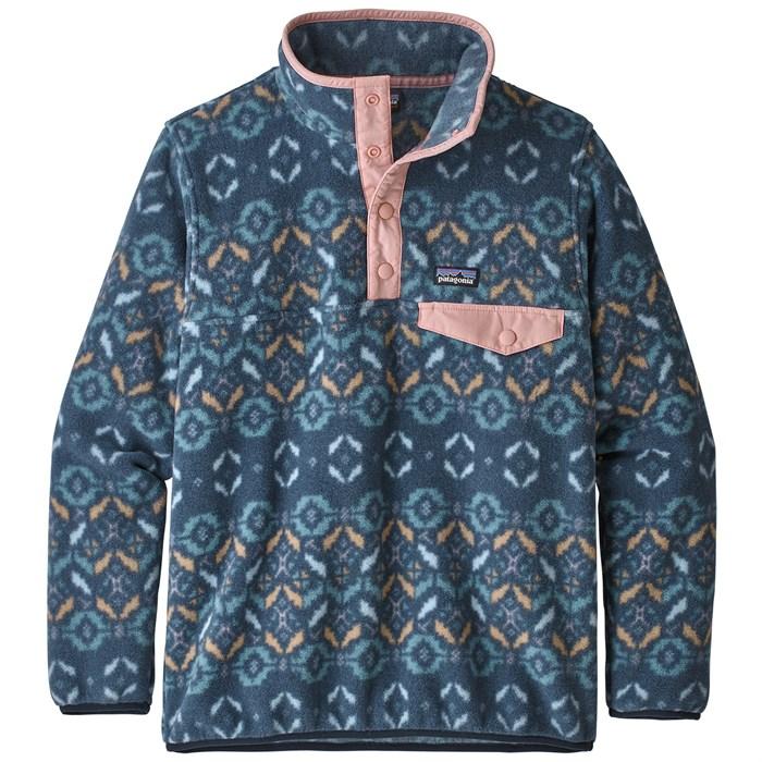 Patagonia - Lightweight Synchilla Snap-T Pullover Fleece - Girls'