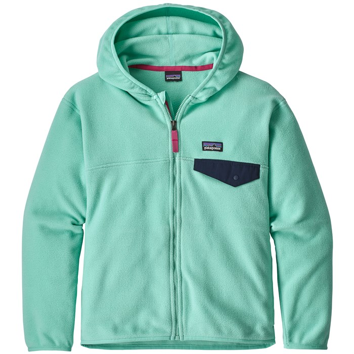 Patagonia - Micro D® Snap-T Fleece - Big Girls'