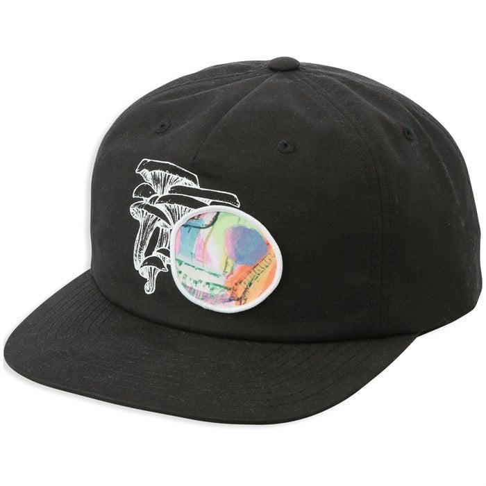 RVCA - Sage Vaughn Snapback Hat
