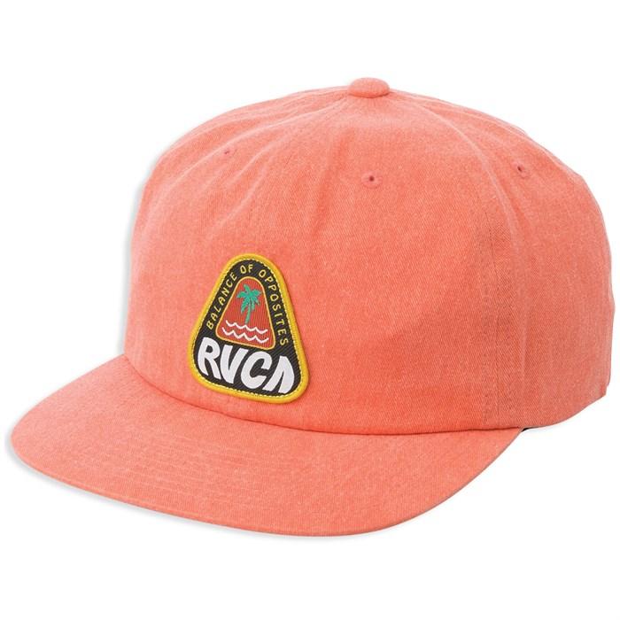 RVCA - Boneyards Snapback Hat