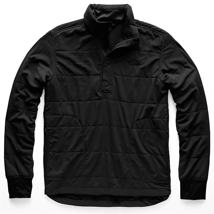 The North Face - Mountain 1/4 Snap Sweatshirt - Big Boys'