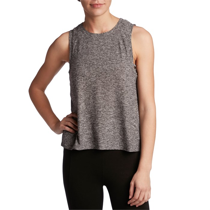 Beyond Yoga - Knot So Fast Cropped Tank Top - Women's