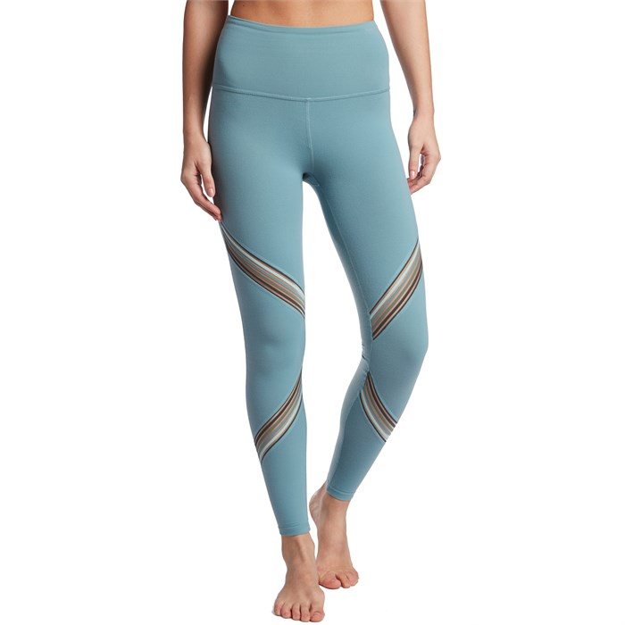 Beyond Yoga - Get Your Filament High Waisted Long Leggings - Women's