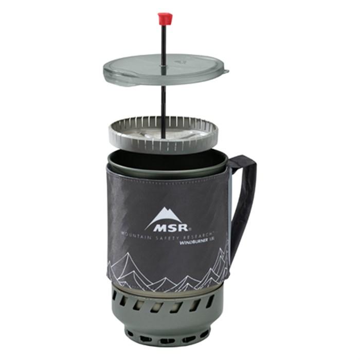 MSR - WindBurner Coffee Press Kit