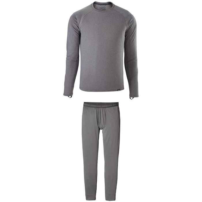 Patagonia - Capilene® Midweight Crew + Midweight Bottoms