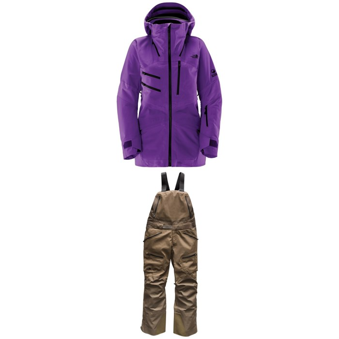 The North Face - Fuse Brigandine Jacket + Bibs - Women's