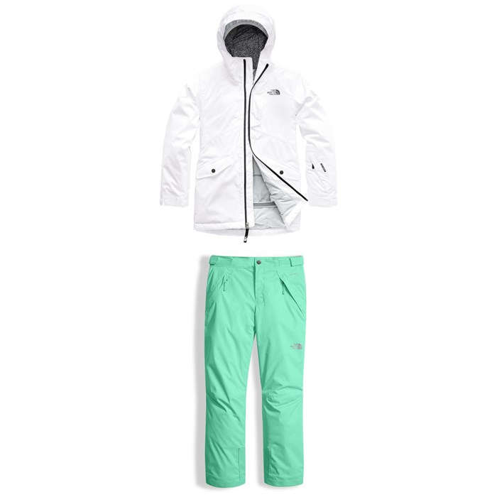 The North Face - Freedom Jacket + Freedom Pants - Girls'