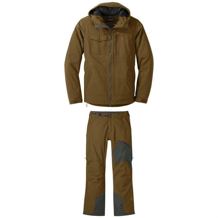 Outdoor Research - Blackpowder II Jacket + Pants