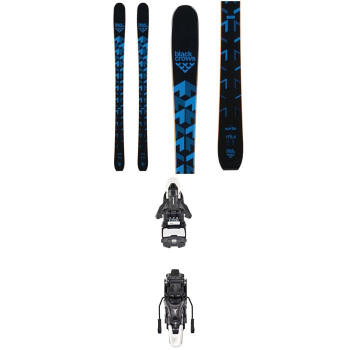 Black Crows - Vertis Skis + Atomic Shift MNC 13 Alpine Touring Ski Bindings 2019