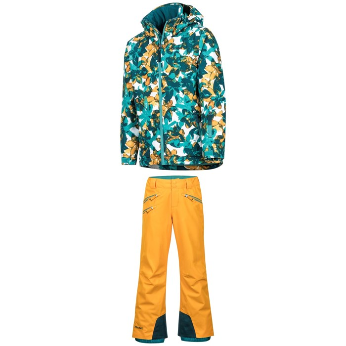 Marmot - Big Sky Jacket + Slopestar Pants - Big Girls'