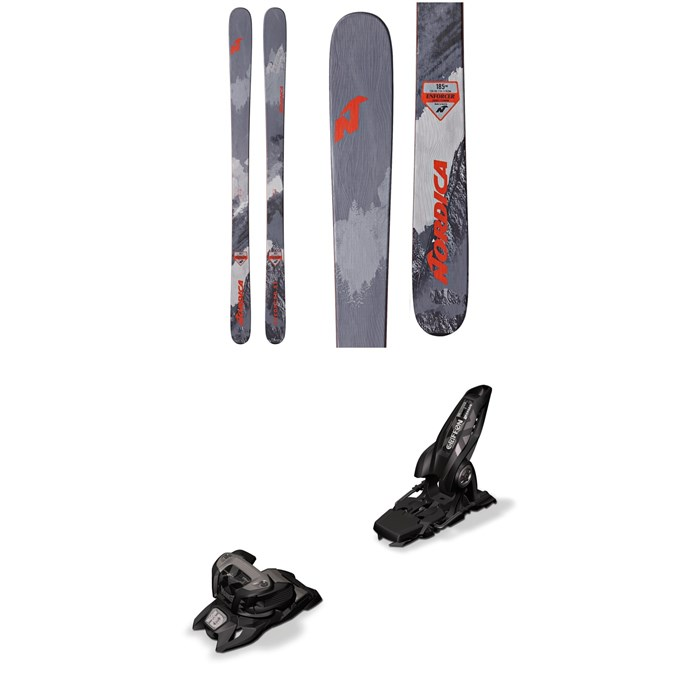 Nordica - Enforcer 93 Skis + Marker Griffon 13 ID Ski Bindings 2019
