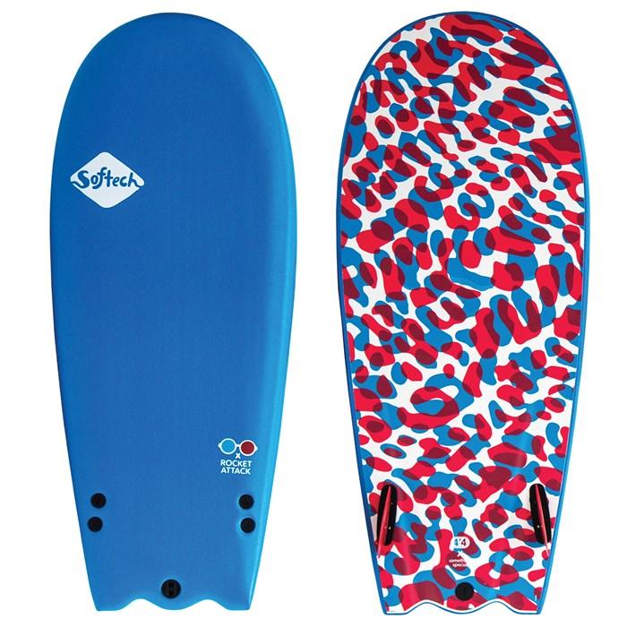 "Softech - Rocket Attack 4'8"" 3D Surfboard"
