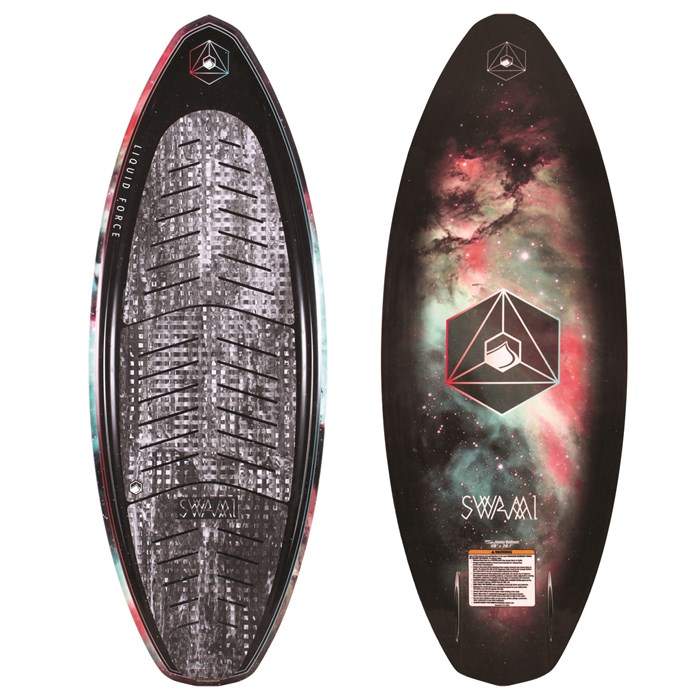 Liquid Force - Swami Wakesurf Board 2019