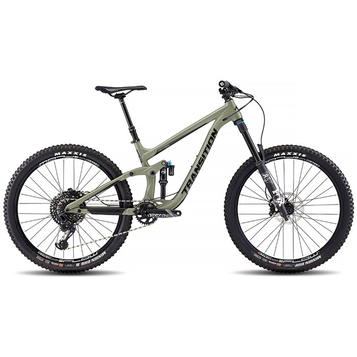 Transition - Patrol Alloy GX Complete Mountain Bike 2019