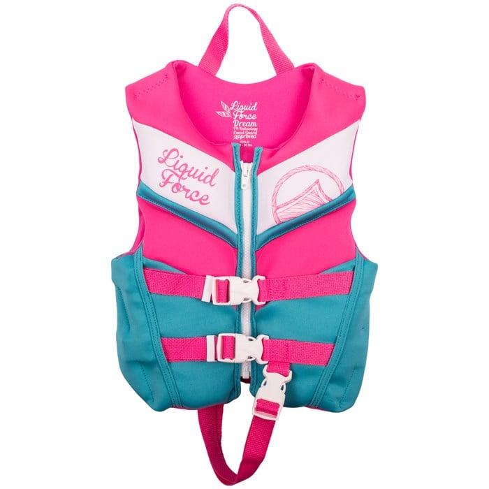 Liquid Force - Dream Child CGA Wakeboard Vest - Infant Girls' 2019