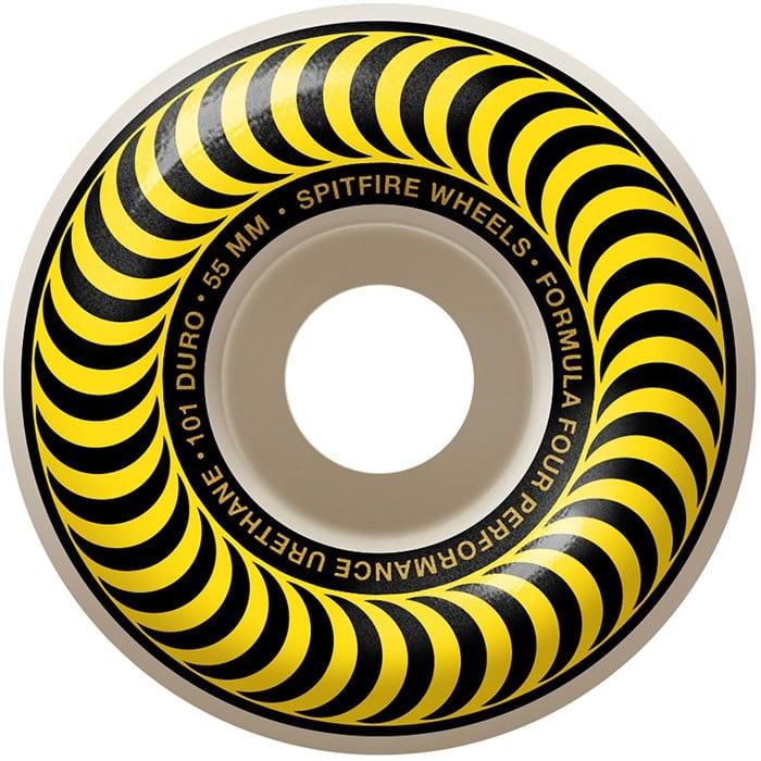 Spitfire - Formula Four 101d Classics Skateboard Wheels