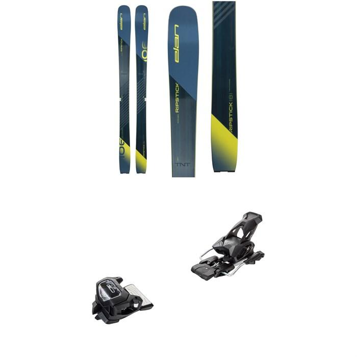 Elan - Ripstick 106 Skis + Tyrolia Attack² 13 GW Ski Bindings 2019