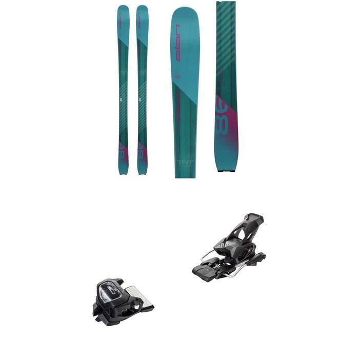 Elan - Ripstick 86 Skis - Women's + Tyrolia Attack² 13 GW Ski Bindings 2019