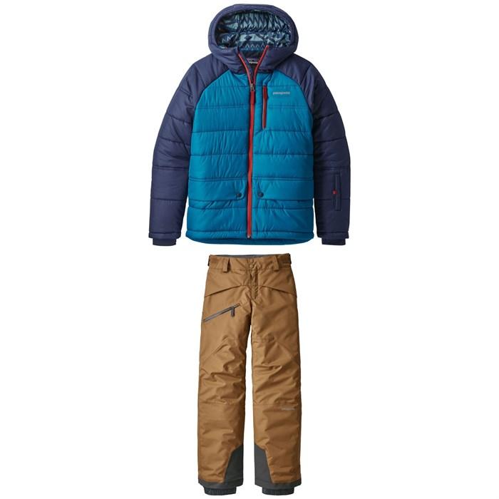 Patagonia - Aspen Grove Jacket + Snowshot Pants - Big Boys'